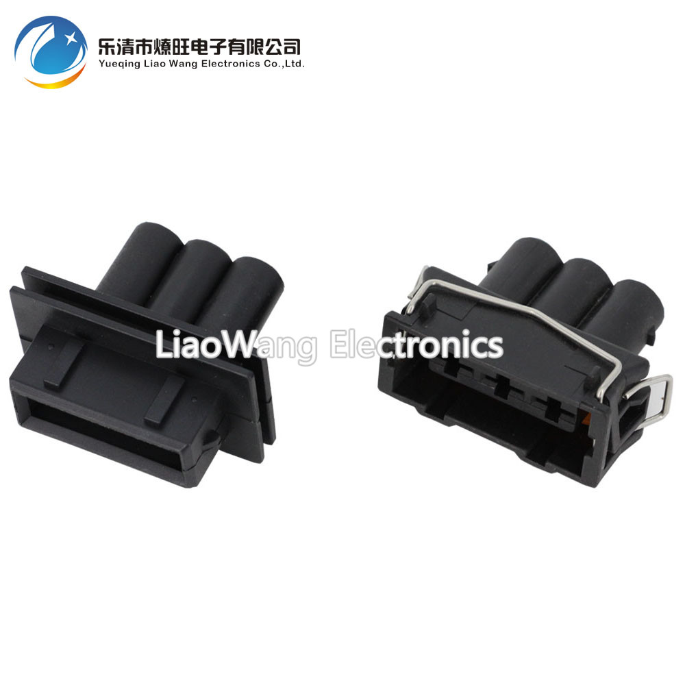 10 sets 3 pin auto electric cable connectors DJ70323 6 3 11 21 3P in Connectors from Lights Lighting