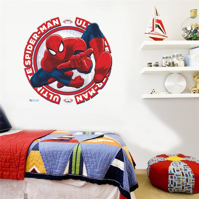 Online Get Cheap Spiderman Schlafzimmer Dekor -Aliexpress.com ...