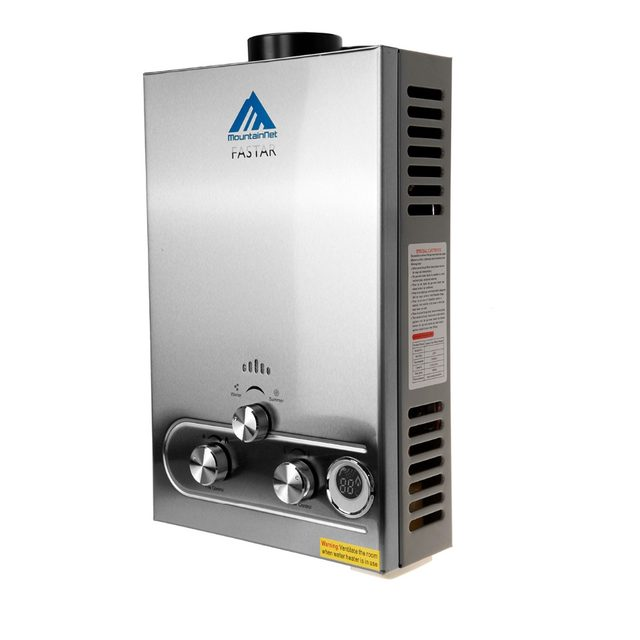 Online Shop (Ship from USA) 8 LITER LPG Bottle Gas Propane Boiler ...