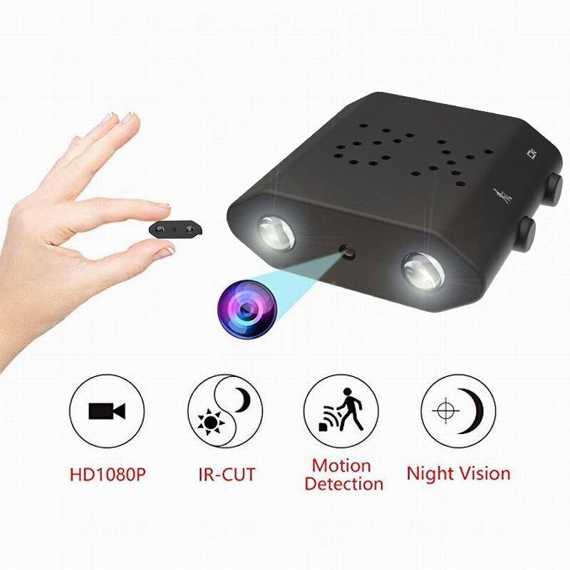 2019 Novo Chegada Menor Câmera Inteligente X2 XD IR-CUT Mini Câmera DV gravador de Voz Monitor de HD 1080 P Versão da Noite kamera