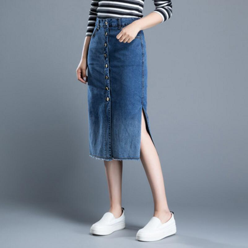 Stretch Denim Skirt Promotion-Shop for Promotional Stretch Denim ...