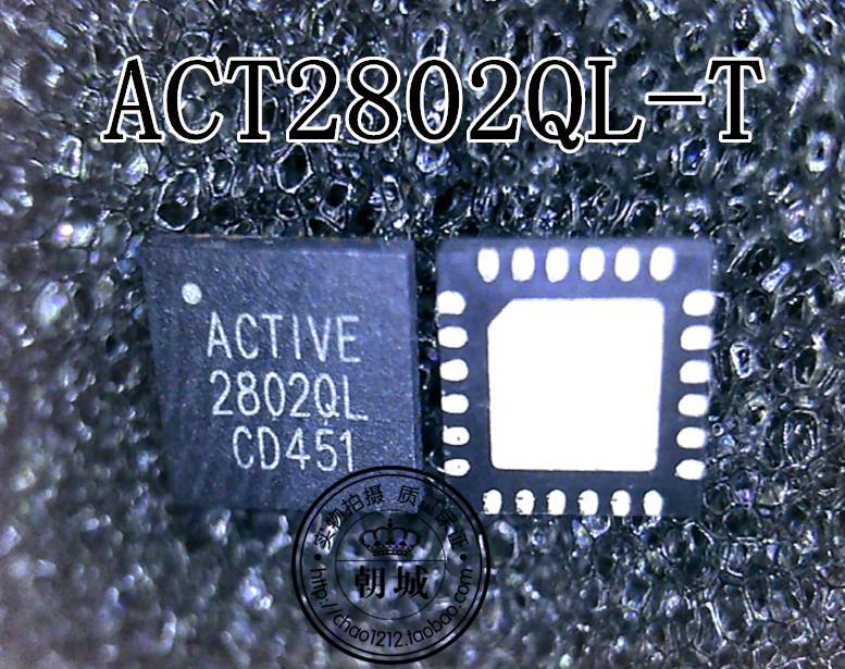 ACT2802QL-T1026 ACT2802QL 2802QL QFN24