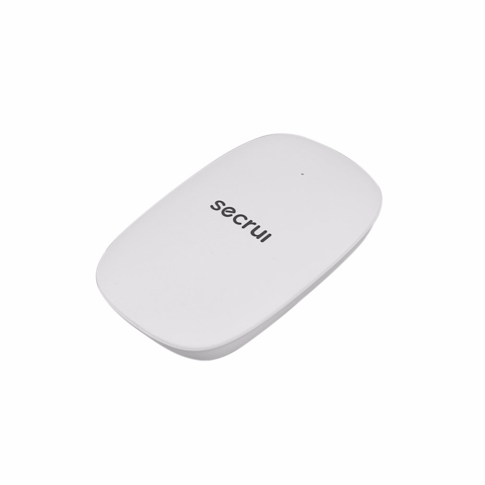 Secrui Wireless Vibration Detector Shock Sensor For Home Villa Portable Alarm System Beautiful Appearance Low Voltage Reminder wireless vibration break breakage glass sensor detector 433mhz for alarm system
