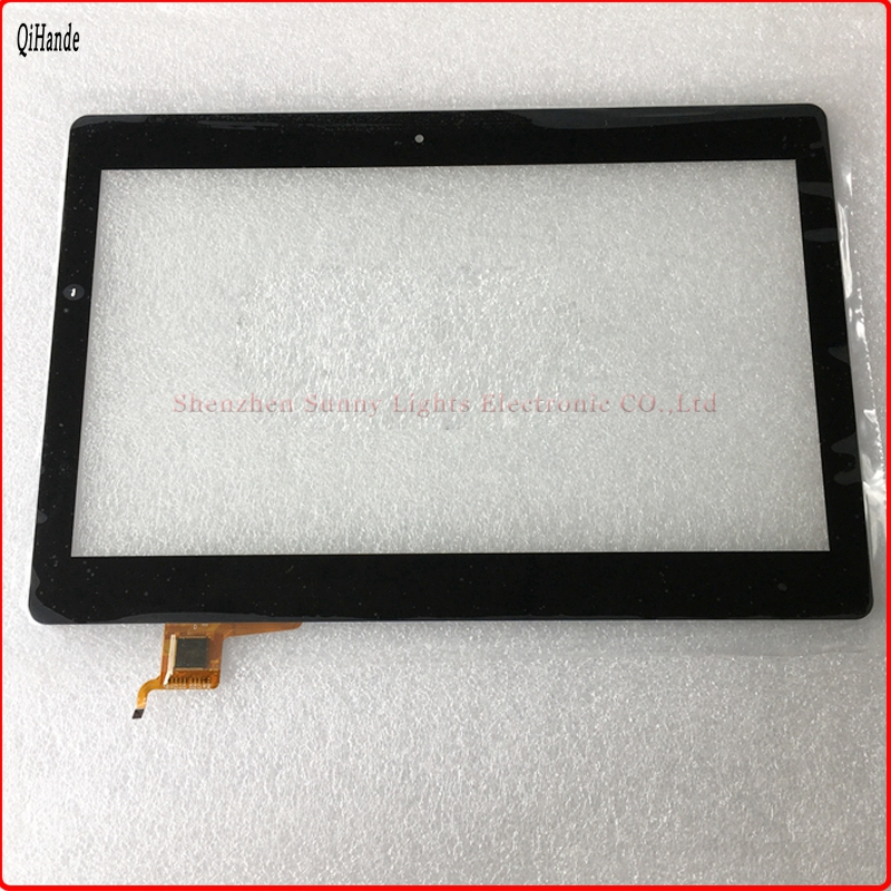 New 10.1'' Tablet PC Digitizer Touch Screen FOR Lenovo ideapad MIIX300-10IBY 80NR Panel Sensor Replacement part new 9 touch screen digitizer replacement for denver tad 90032 mk2 tablet pc