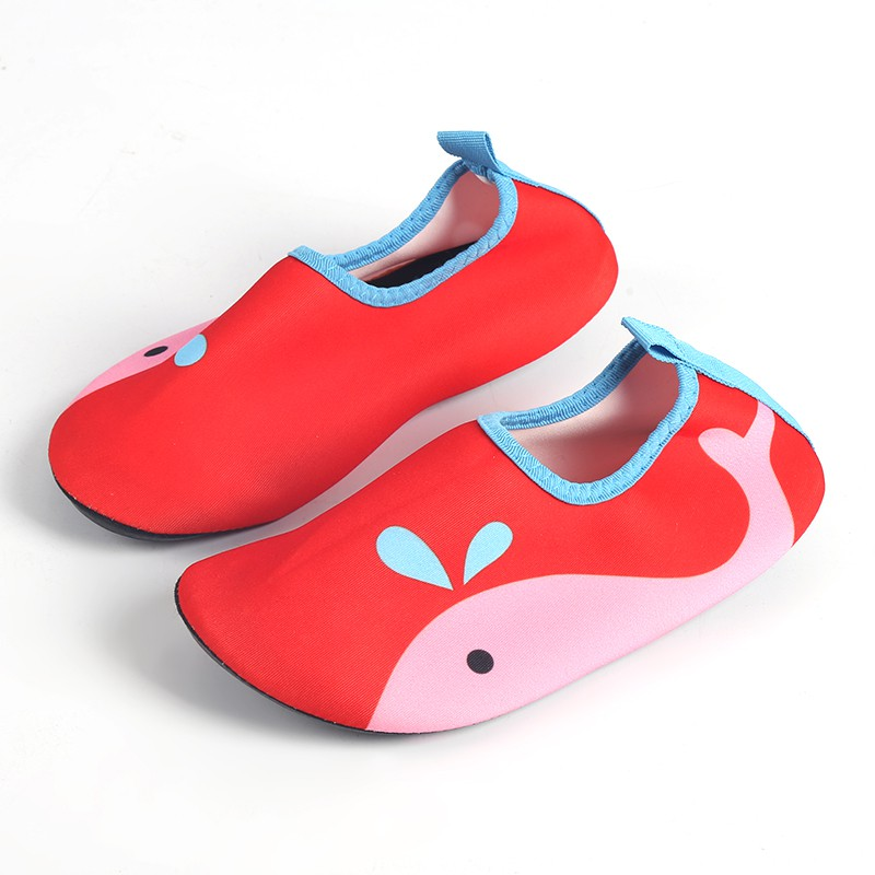 Fashion Baby Water Shoes Kids Quick-Dry Water Shoes For Beach Pool Surfing Yoga Exercise High Quanlity