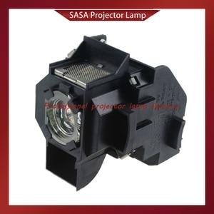 Image 4 - Yedek Projektör Lambası Ile Konut ELPL34/V13H010L34 EPSON EMP 62/EMP 62C/EMP 63/EMP 76C/EMP 82/ EMP X3/PowerLite 62C