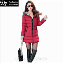 Parkas Women's Winter Jacket Women