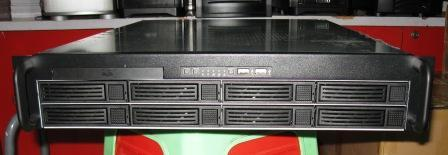 2U 20088 disk hot plug storage box large board SATA3 6GB backplane 2u hot plug in chassis 2u 9 disk hot swap server sata sas hd storage cabinet