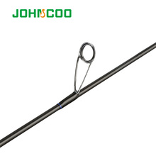 JOHNCOO VIVID UL/L L/ML Spinning Rod Solid tip 2.1m 1.92m Fast Action Carbon rod for light Jigging Fishing rod 632UL