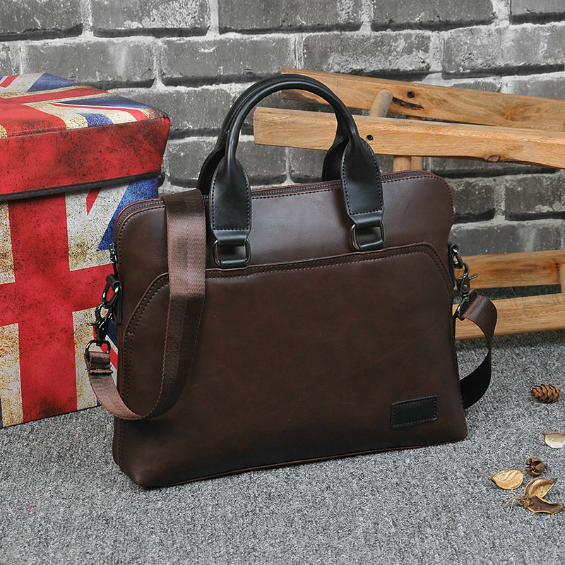 New Design PU Leather Briefcase for Men photo