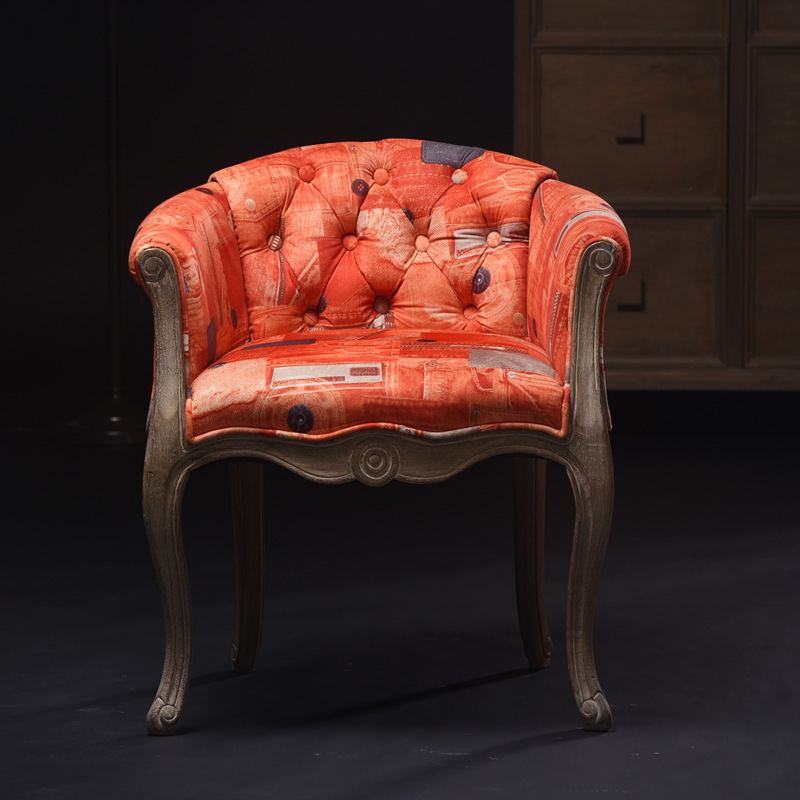 lanskaya european style retro casual cafe restaurant sofa chairs comfortable chair upholstered armchair royal furniture antiques buy italian furniture online