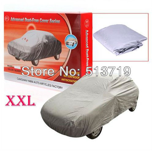 Free shipping 5.3m WATERPROOF Anti UV Snow Dust CAR COVER For HOLDEN STATESMAN WH WL WK WM XXL