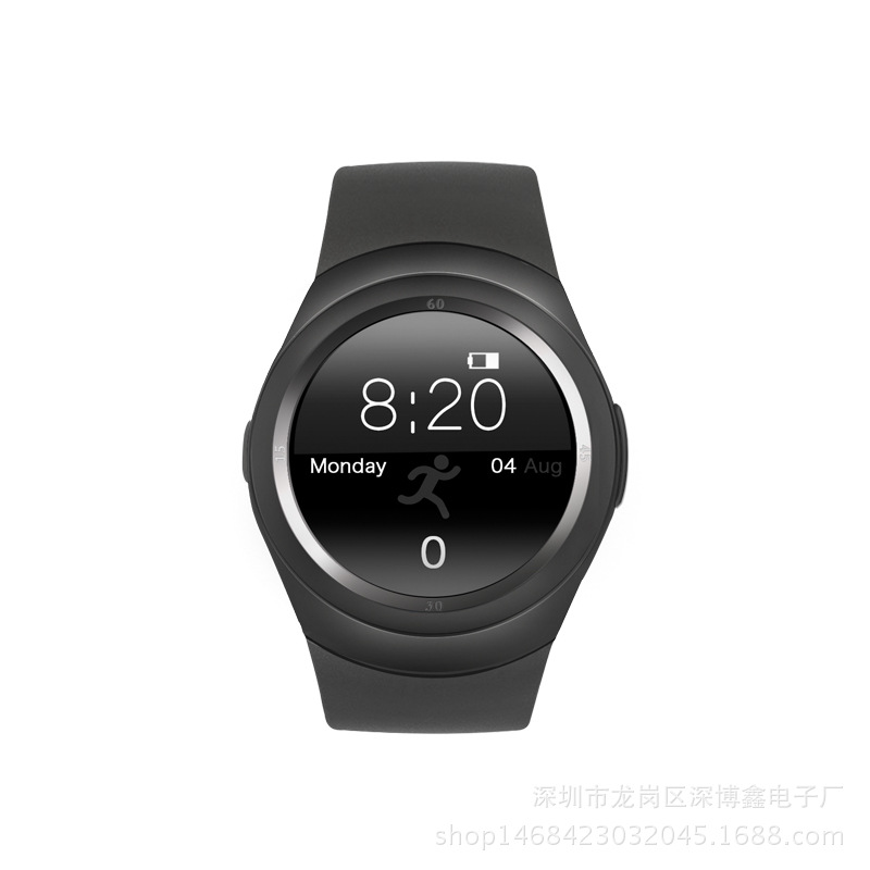 Smart Watch <font><b>T11</b></font> Nano SIM Card &#038; <font><b>Bluetooth</b></font> Smart Watch IPS Display Monitor Sleep Tracker Pedometer PK gv18 DZ09