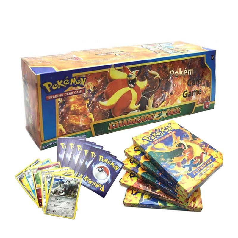 New Pikachu pikachu Collection pocket monster cards Album xy 17pcs BookList playing poke cards holder album