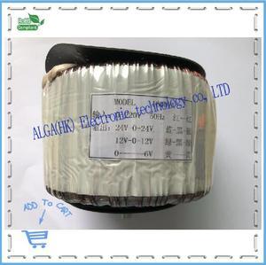 Image 5 - Peak power 120w 150w 200w 300w 500w 1600w Ring transformer toroidal Power Amplifier Transformer dual 12V 15V 17V 22V 24V 25V 30V
