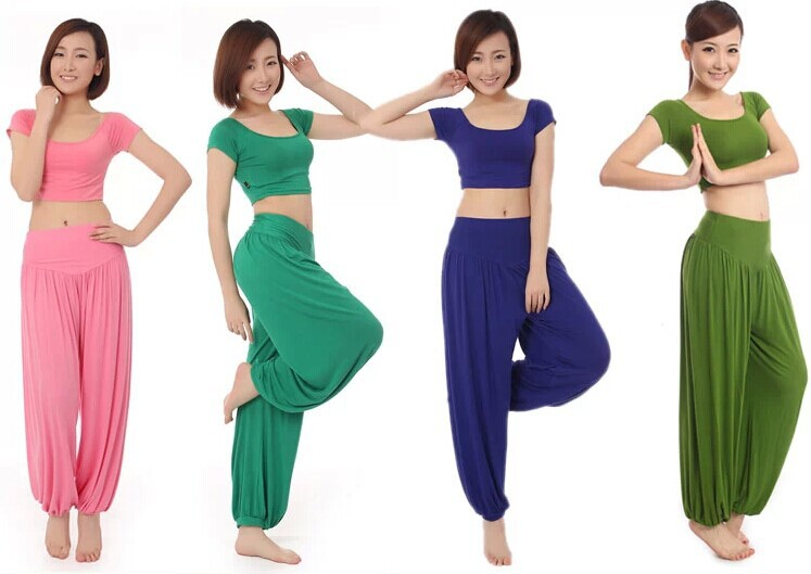 Creative Stylish Harem Pants For Women With Hippie Fisher Design U2013 Designers Outfits Collection