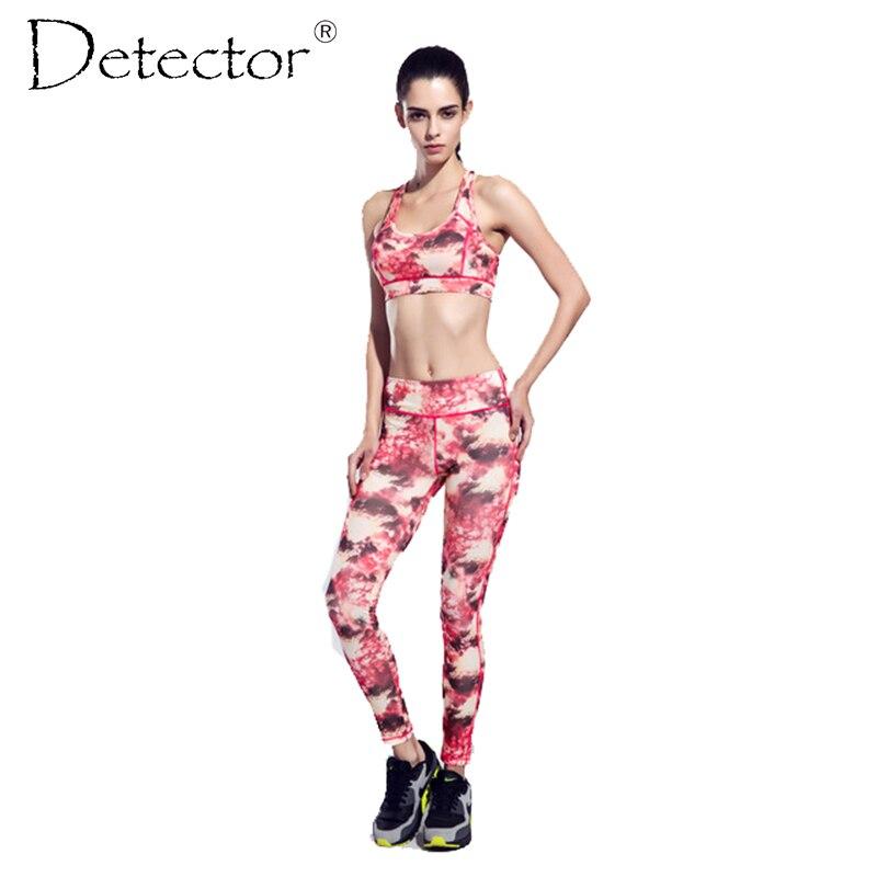 ФОТО  Women's Yoga Set Yoga Bra Yoga pants Size S-L