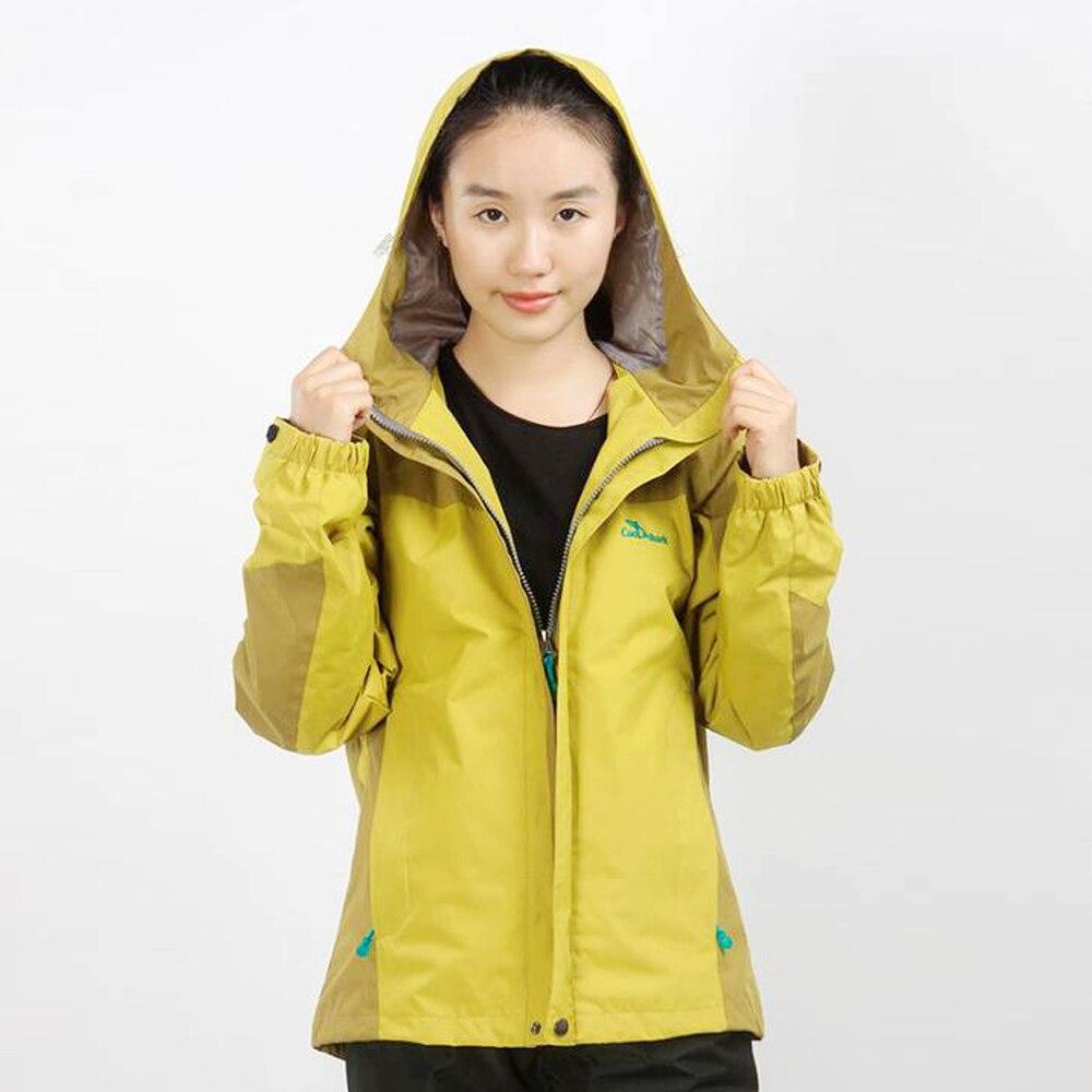 2017 femmes vestes randonnée marque polaire extérieur printemps et automne manteau coupe-vent thermique pour randonnée Camping Ski