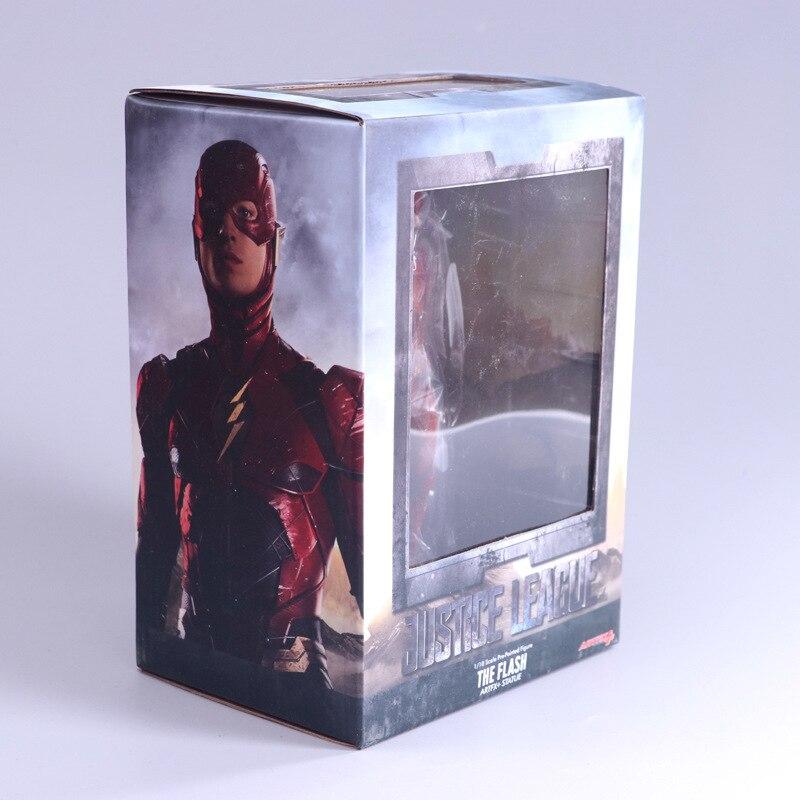 Action- & Spielfiguren DC Comics Hero Movie Justice League 1/10 PVC Action Figur Statue DE Neu ARTFX