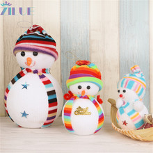 Zilue 1pcs/Lot Christmas Decorations Holiday Supplies Christ