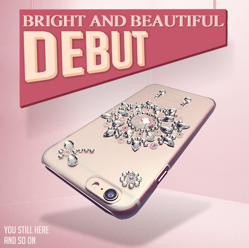 Fashion font b 2018 b font NEW For font b iPhone b font 7plus 7 Sparkling