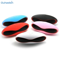 2017 HOT Bluetooth Wireless Speaker Portable Wireless Stereo Bluetooth Speaker For Smartphone Tablet Featured Speakers Set25