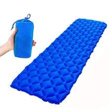Надувной матрас надувная кровать для палатки портативный ультралегкий