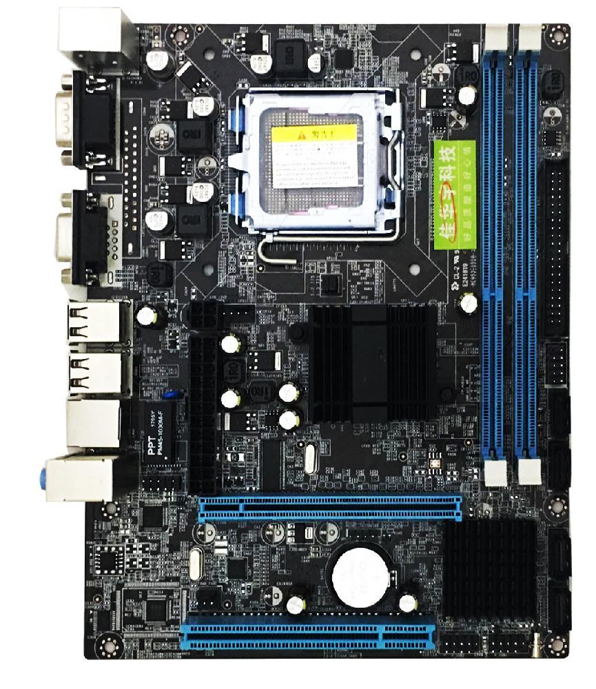 Carte mère Gigabyte professionnelle G41 ordinateur de bureau carte mère DDR3 mémoire LGA 775 Support double coeur Quad Core CPU r20-in Cartes mères from Ordinateur et bureautique on AliExpress - 11.11_Double 11_Singles' Day 1