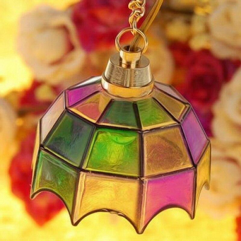 Dollhouse Ceiling Light: 1 Pcs 12V 1/12 Dollhouse Miniature Pretty Color Ceiling