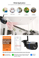 1080 р 960 р 720 р беспроводная IP-камера беспроводная P2P для widows бассейн открытый камера с SD в слот для карт памяти безопасности видео