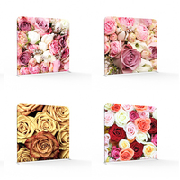 Nice Wedding Flower Print design Photo booth Pillow Backdrops with aluminum frame stand for photography Event Party