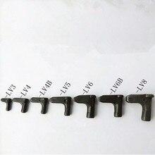 10 pçs/set CNC ferramenta bar acessórios LV3/LV3B/LV4/LV4B/LV5/LV5B/LV6/LV6B/LV8 CNC alavanca do tipo barra de ferramentas