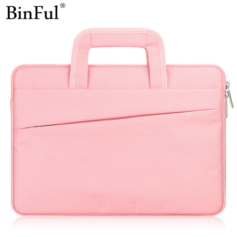 Binful Nylon Laptop Case 11 12 13 14 15 15.6 inch for Toshiba Asus Dell