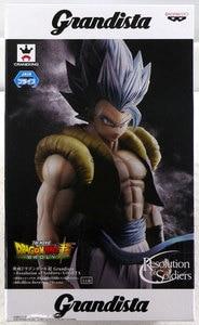 "Image 3 - ""Dragon Ball SUPER"" Original Banpresto Resolution of Soldiers Grandista ROSG Collection Figure   ULTRA INSTINCT SON GOKU Gogeta"
