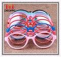 Дети высокое качество силикон очки дети близорукость дальнозоркость амблиопии полусреднем весе кадров crianças Quadro силикон DD0270