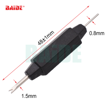 steel double ends watch strap spring bar pin removal tool Metal Spring Bar Tool pin removal tool in High quality 500pcs/lot