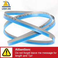 1000 3000mm 13mm 0 65mm M42 8 12Tpi 6Tpi 14Tpi Bimetal Band Saw Blades For Metal