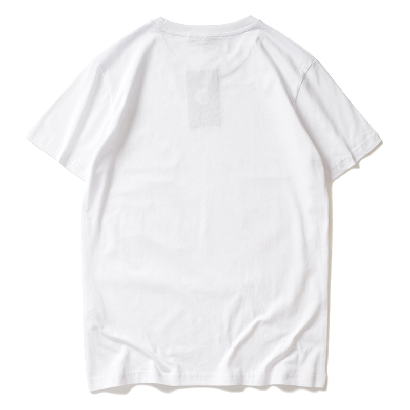 2019 summer Men women loose Short sleeves T shirts european style hip hop Tee shirt Women BF style Tee A214 in T Shirts from Women 39 s Clothing