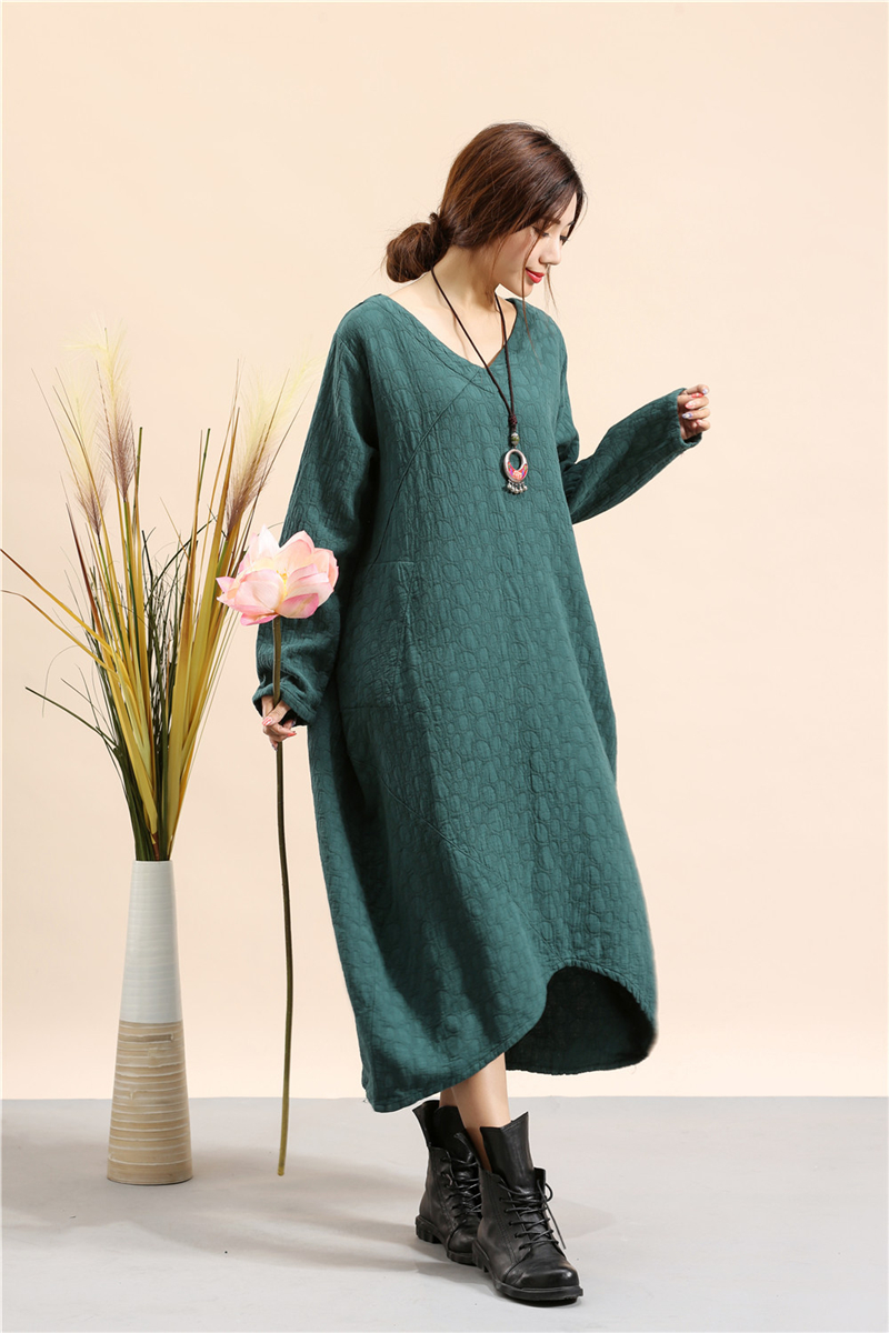 mf-60 women dress long sleeve (27)