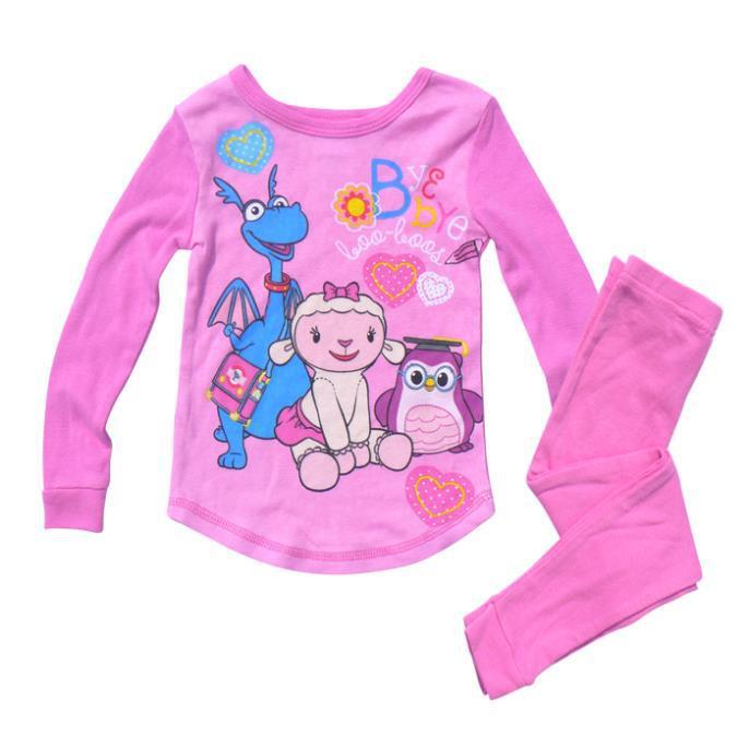 Fashion Kids Baby Girls Toddler Chemise Robe Legging Pantalon Set Vêtements Tenues