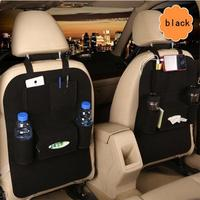 Vehemo Auto Car Seat Storage Bag Car Seat Back ravel Storage Bag Hanger Car Styling Back Car Seat Cover Organizer Holder