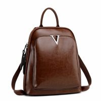BILLETERA New Women Bags Lady V Style Backpack Luxury Backpack Women Bags Designer For Women 2019 Backpack