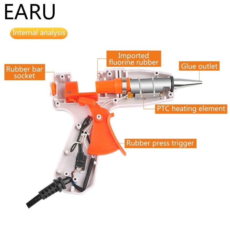 HTB12FFaNbvpK1RjSZPiq6zmwXXaR - 20W Heat Hot Melt Glue Gun Industrial Mini Thermo Electric Heat Temperature Pneumatic DIY Repair Tool EU US Plug AC 110V-220V