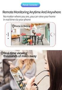 Image 3 - Wifi камера Ip 1080 P 960 P 720 P HD Cctv безопасность беспроводная инфракрасная камера IPcam видео аудио наблюдение наружная Водонепроницаемая домашняя камера
