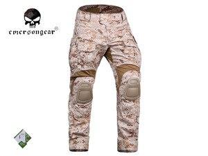 Image 5 - EMERSON taktyczne Gen3 koszula spodnie bojowe wojskowe bdu jednolite AOR1 EM8575 EM7026