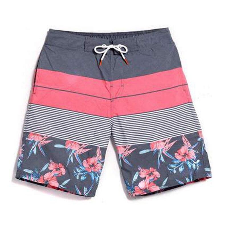 Brand Men Swimwear Shorts Beach Surf Board Shorts Mens Quick Drying Summer Patchwork Water Sport Swimming Surfing Boardshorts