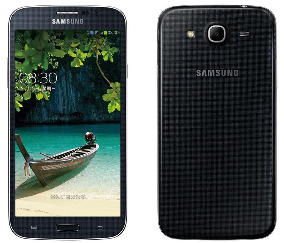 Разблокированный Samsung Galaxy Mega 5,8 i9152 Мобильный телефон 1,5 ГБ/8 ГБ 8.0MP Восстановленный сотовый телефон