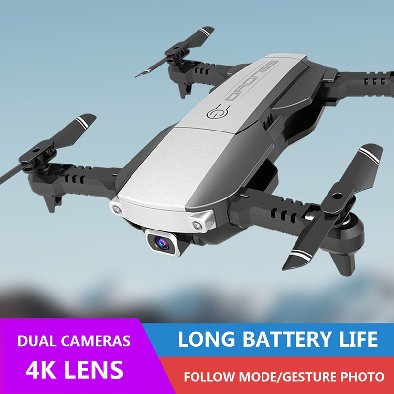 Helicopter Toys Rc Drone Aerial-Video Dual-Camera Wifi Aircraft Optical-Flow MINI Kid