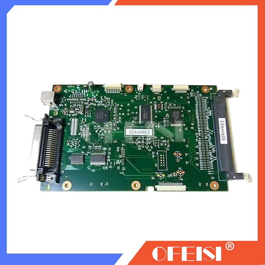 Free shipping 100% tested laser jet for <font><b>HP1320</b></font> Formatter Board CB355-60001 printer part on sale image