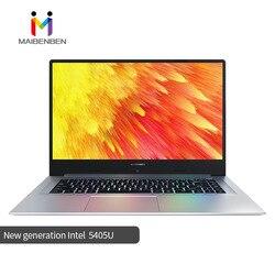 MaiBenBen XiaoMai 6 Pro per la Scheda grafica Del Computer Portatile di Affari Intel Pentium 5405U + MX250/16G di RAM/512 G + 1 TB/DOS/WIN 10/15. 6 ANNUNCI Schermo
